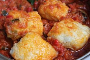 bacalla-amb-tomaquet-la-cuina de la Mirentxu